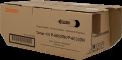 UTAX - UTAX P-5030/6030 SİYAH ORİJİNAL TONER