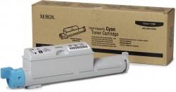Xerox - XEROX 6360 (106R01218) ORJINAL MAVİ TONER YÜK. KAP.