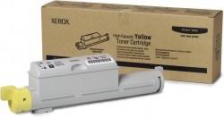 Xerox - XEROX 6360 (106R01220) ORJINAL SARI TONER YÜK. KAP.