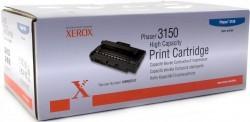 Xerox - XEROX 3150 (109R00747) ORJINAL SİYAH TONER YÜK. KAP.