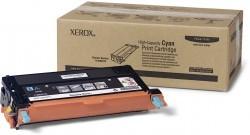Xerox - XEROX 6180 (113R00723) ORJINAL MAVİ TONER YÜK. KAP.