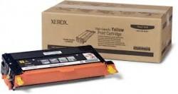 Xerox - XEROX 6180 (113R00725) ORJINAL SARI TONER YÜK. KAP.
